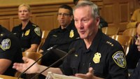 Wis. chief talks carjackings