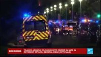 Nice truck attack during Bastille Day celebration