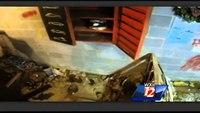 Raw Video: Inside Pazuzu Algarad Clemmons home