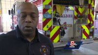 Mass. firefighters recall mayday fire, rescue