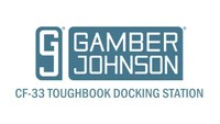 Gamber-Johnson Panasonic Toughbook CF-33 Docking Station Instructional Video