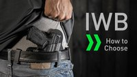 IWB Holsters - Inside the Waistband Holsters