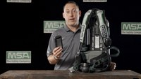 Gear Talk: MSA G1 SCBA power source