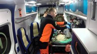 A day in the life with Poland paramedics
