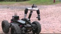 Robot could tackle dangerous situations