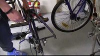 NZ inmates refurbish donated bikes