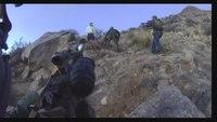Helmet cam captures fatal NM standoff