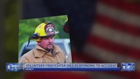 Kenly firefighter and dad of 3 dies after assisting at vehicle crash