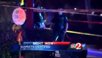 Fugitive shot by Fla. deputies after ramming squad, pinning deputy