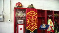 Ky. firefighter dies in off-duty car crash