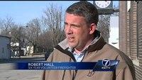 Iowa city dismisses almost all volunteer firefighters