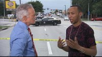 Eyewitness recalls Orlando mass shooting