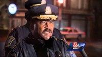 Backpacks found at Boston finish line; man in custody
