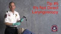 Safer VL intubation: Don't lift or displace the tongue