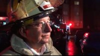 Mayday: Ohio firefighter falls down elevator shaft