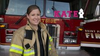 Why a Minn. woman became a firefighter/paramedic