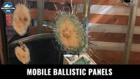 Mobile Ballistic Panels