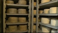 Prison inmates turn hard time into soft cheese