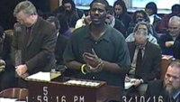 Convicted felon sings Adele to judge
