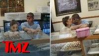 Police investigating Ariana Grande's video doughnut licking