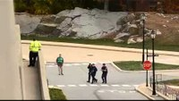 Active shooter drill at Coast Guard Academy