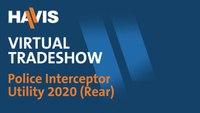 Havis Virtual Trade Show: 2020 Ford Interceptor Utility (Rear)