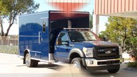 EVI Custom 13-Ft. Tactical Walk-In Rapid Response Vehicle