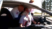 Behind the scenes: How an EMS agency made a PSA about the dangers of distracted driving