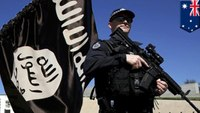 Terror suspect killed after stabbing 2 Australian officers