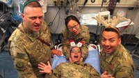 12 Days of Christmas: Military hospital style