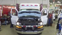 Crestline Remounted Ambulances: Reduce, ReUse & Remount
