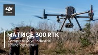 DJI introduces the Matrice 300 RTK and Zenmuse H20 Series