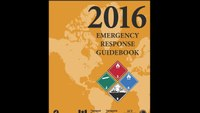 Training: How to use the 2016 Emergency Response Guidebook