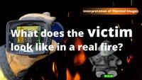 Interpretation of Thermal Images⎜Identifying the victim