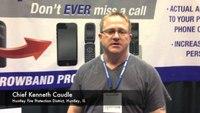 eDispatches Fire Chief Testimonial