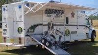 EVI custom 24-Ft. Bomb / EOD Response Truck