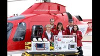 HAMILTON-T1: Neonatal transport ventilation with Intermountain Life Flight