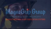 MagneGrip Group Exhaust Removal and Air Purification Systems