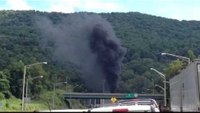 2 firefighters charged with obstruction during tunnel fire