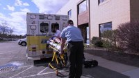 Components of an EMS physical ability test demonstrated