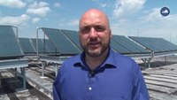 Reducing prison energy costs with solar panels