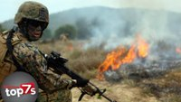 Top 7 world's most insane military exercises