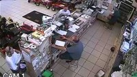 Fla. thief sticks chainsaw down pants
