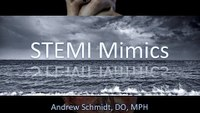 STEMI mimics: Quick refresher for medics