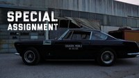 The 1962 Ferrari 250 GTE police car is beyond wonderful