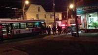 Police fatally shoot knife-wielding teen on bus