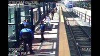 Deputy kills armed man at light-rail station