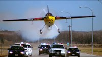Airborne Texas 'pursuit' redefines high-speed