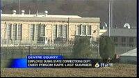 Centre Co. prison worker sues over SCI Rockview rape case