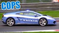 Italy introduces Lamborghini Police Cruiser